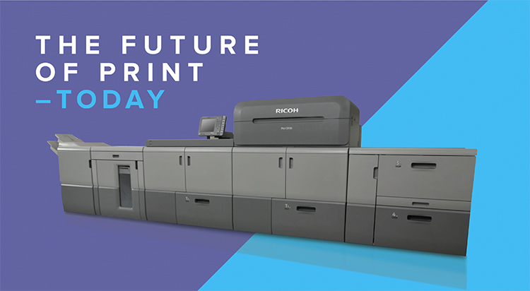 The Future of Print – Today