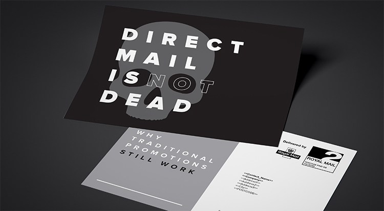Direct Mail Is Not Dead: Why traditional promotions still work