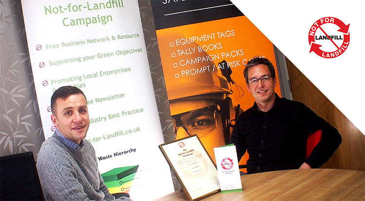 Not for Landfill Campaign: Why we signed up