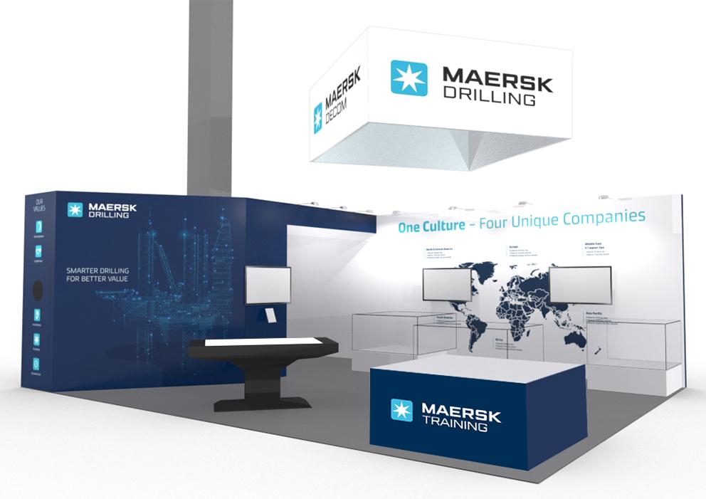Maersk Display WEB